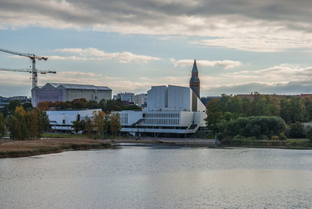 Дворец Финляндия Алвара Аалто