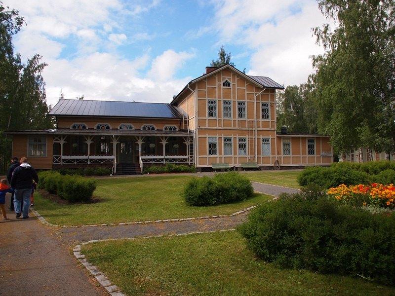 Остров Viikinsaari. Фото: Visit Tampere / Kladez Zolota