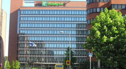 Holiday Inn на западе Хельсинки