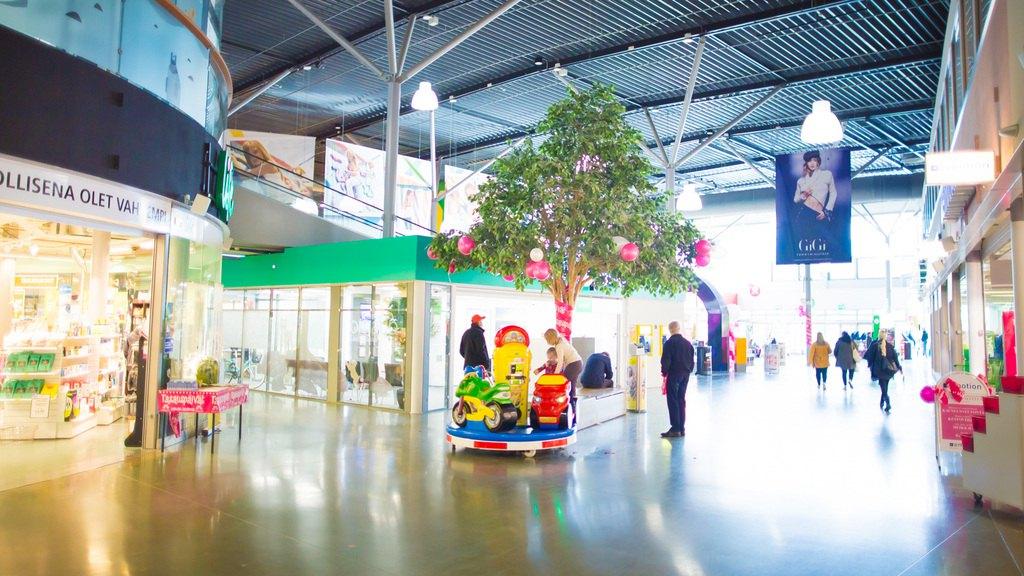 Торгово-развлекательный центр Ideapark. Фото: Visit Tampere / Laura Vanzo