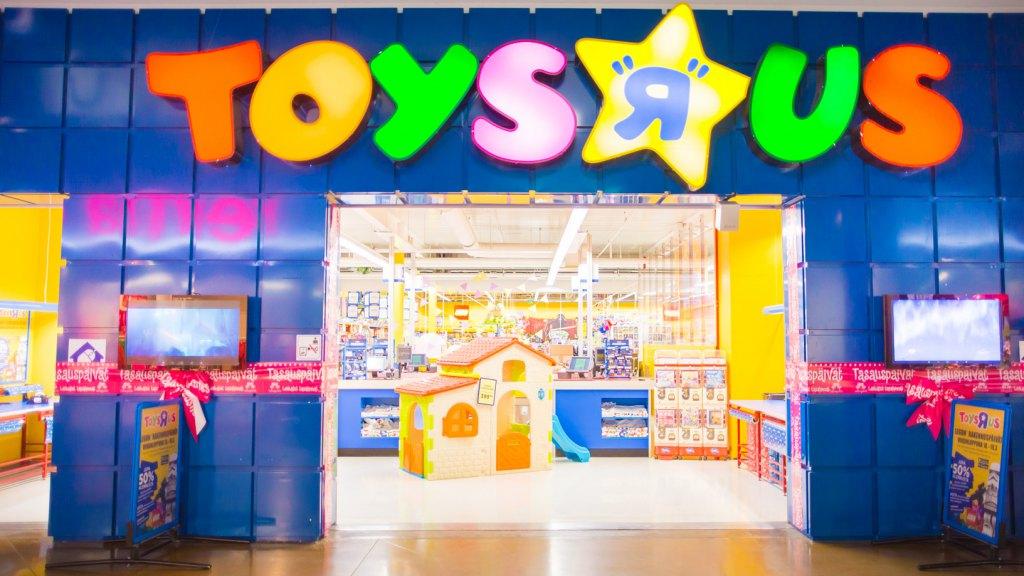 Магазин Toys'R'Us. Фото: Visit Tampere / Laura Vanzo