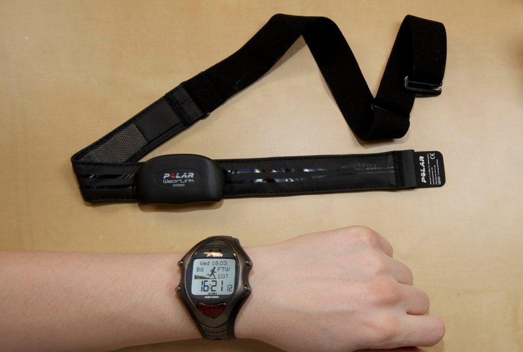 Прибор для контроля сердечного ритма