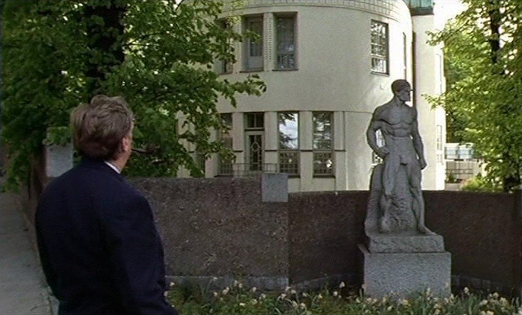 Мегрэ в Хельсинки