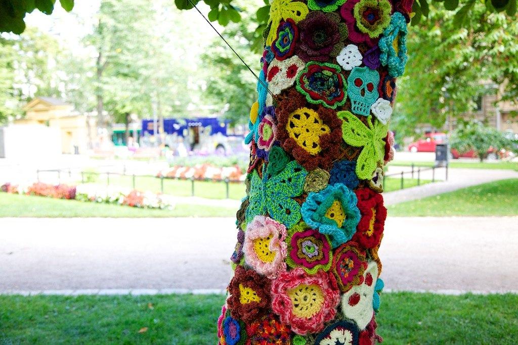 Фестиваль Knit'n'Tag