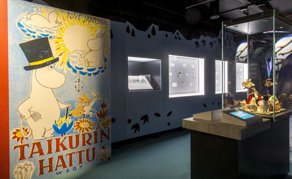 Музей Муми-троллей. Фото Visit Tampere / Jari Kuusenaho