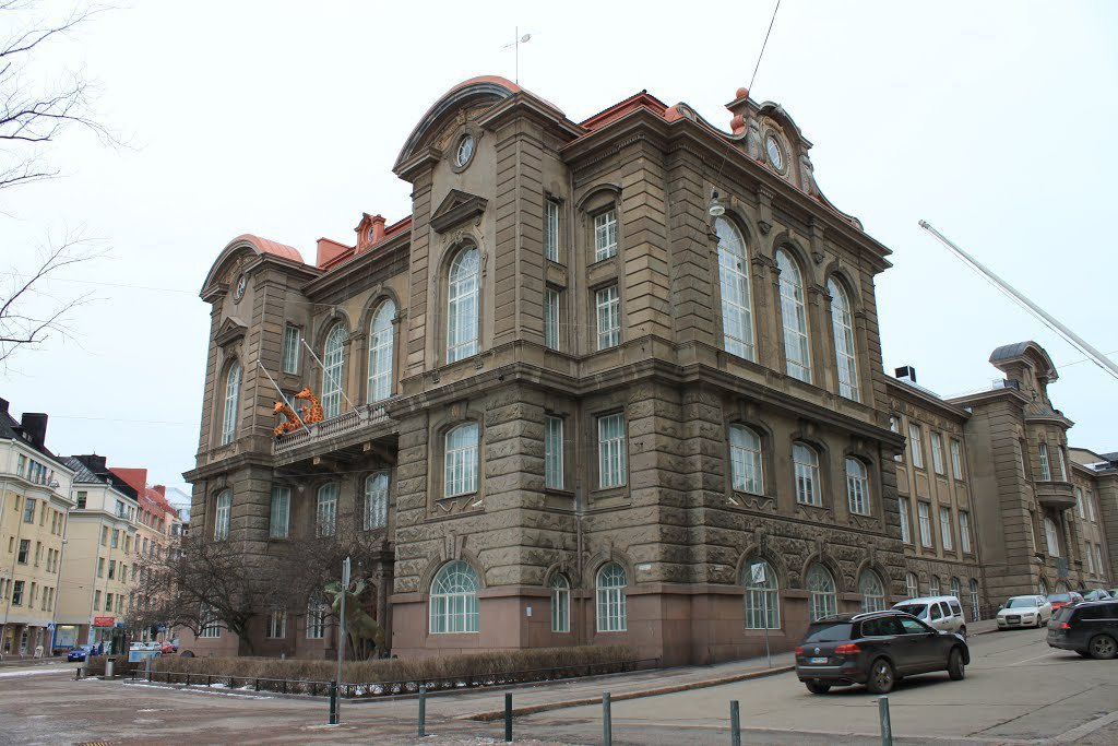 Музей Luomus Фото: panoramio.com