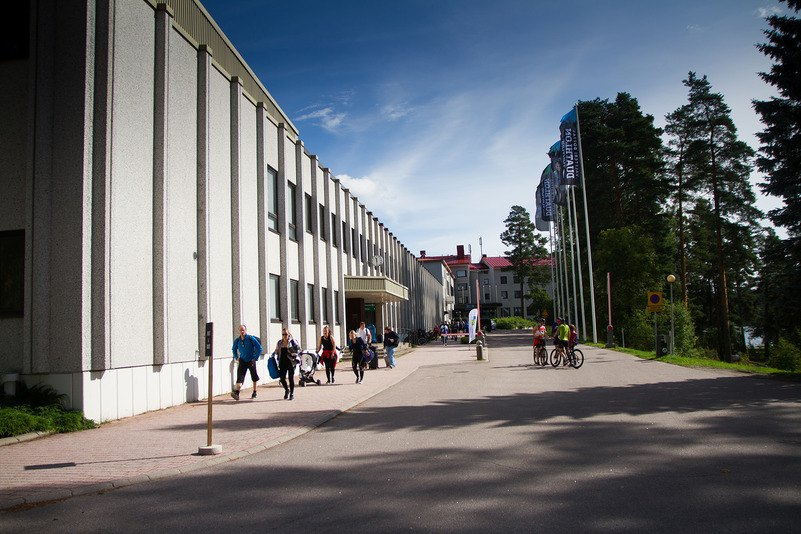 Спортивно-тренировочный центр Паюлахти