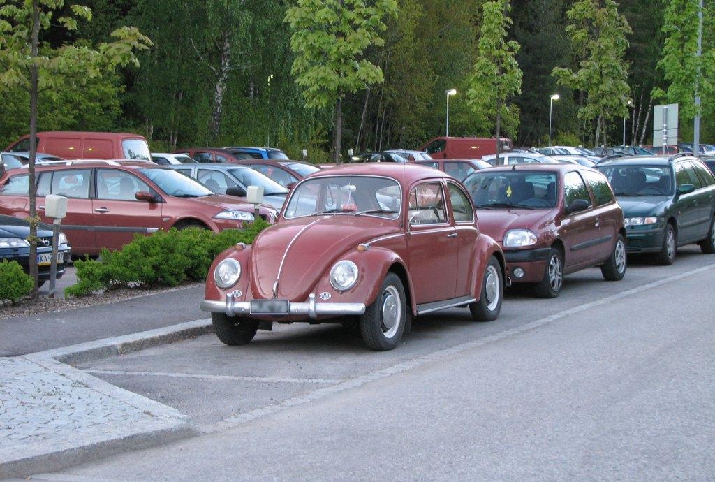 Парковки Хельсинки