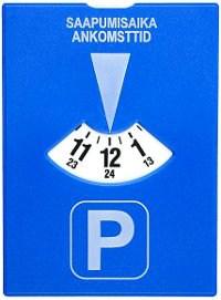стоимость парковки в финляндии