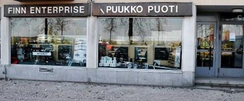 Магазин финских ножей