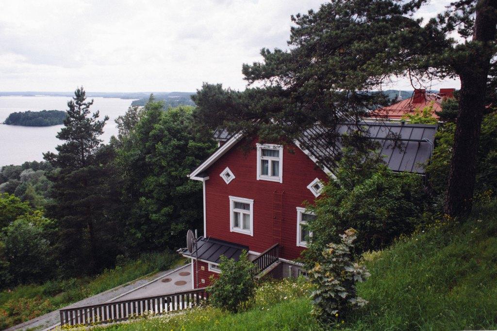 Дом в Писпала. Фото: Visit Tampere