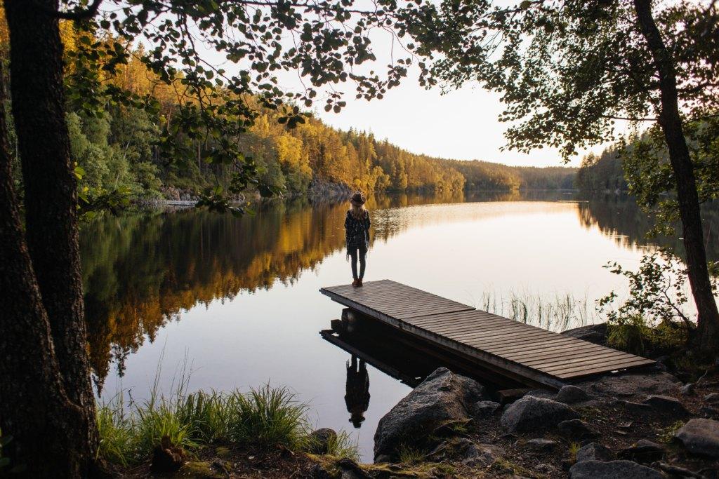 Тампере природа. Фото: Visit Tampere