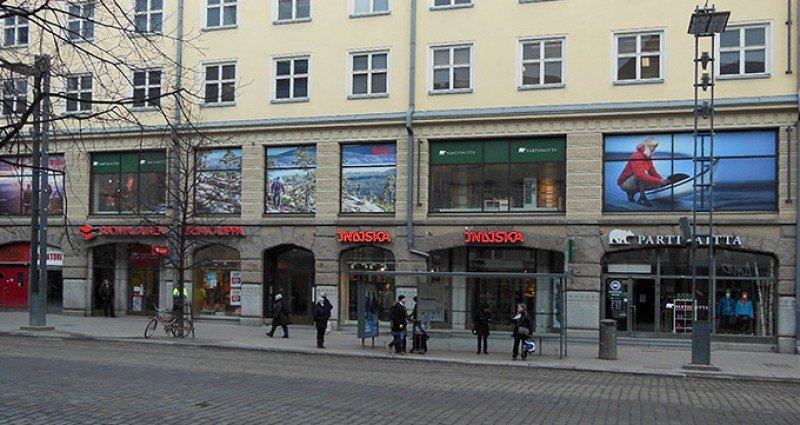 Магазин Partioaitta. Фото: partioaitta.fi