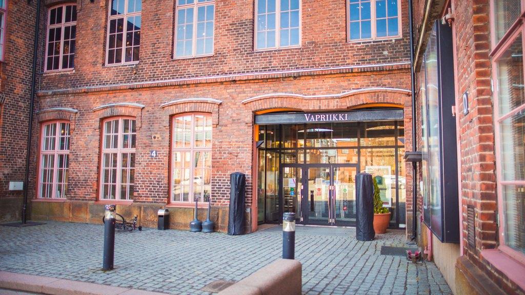 Музейный центр Vapriikki. Фото: Visit Tampere / Laura Vanzo