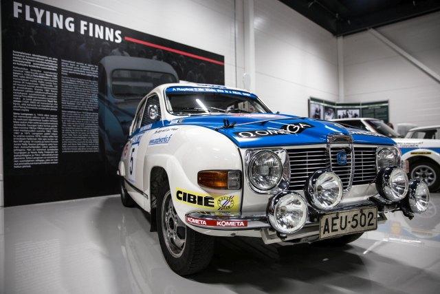 Автомобильный музей Mobilia. Фото: Mobilia