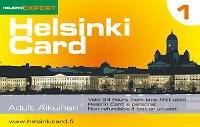 Дисконтная карта Хельсинки