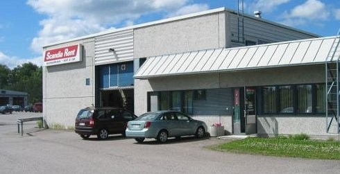 Офис компании Scandia Rent