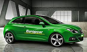 Прокат автомобилей Europcar