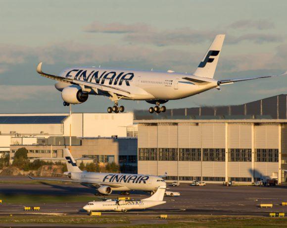 Самолеты Finnair