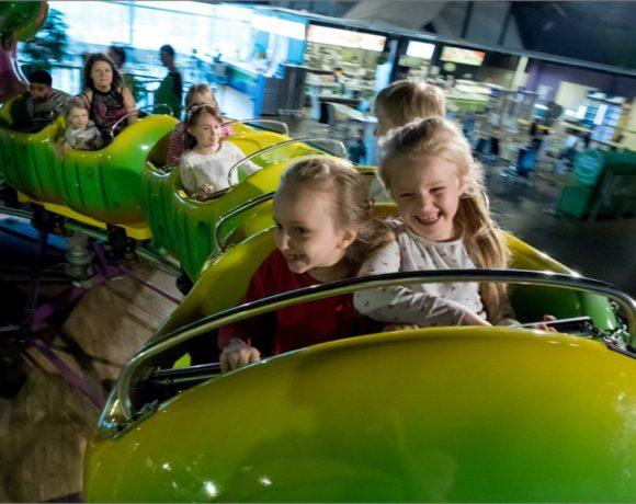 Funpark в Тампере