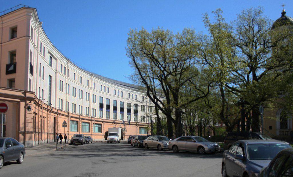 Консульство Финляндии в Петербурге