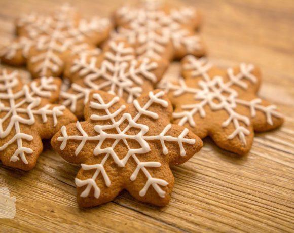 Имбирное печенье Piparitaikina