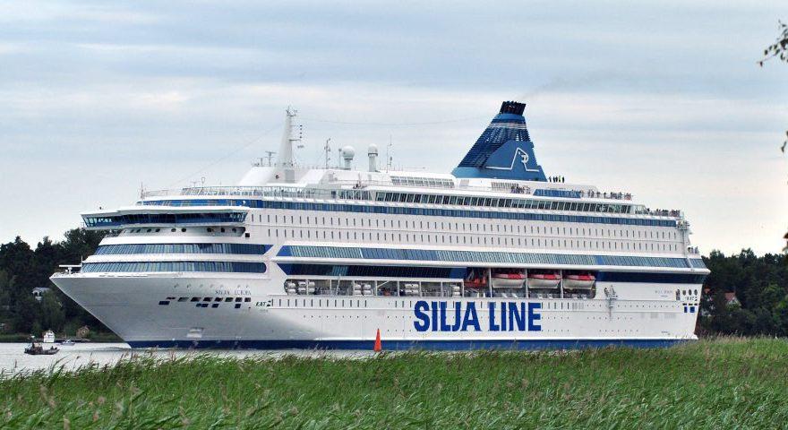Паром Silja Line