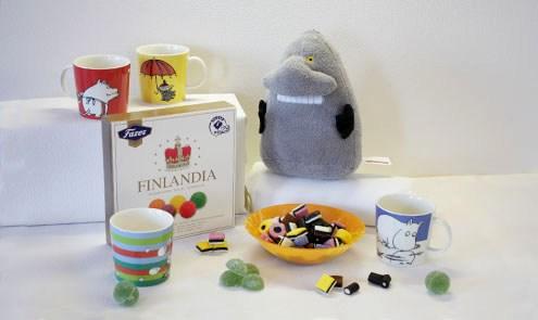 Сувениры из Финляндии