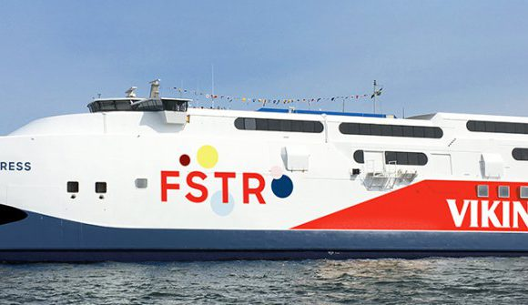 Скоростной паром Viking Line FSTR