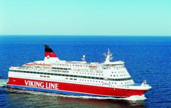 Паром Viking Line Gabriella