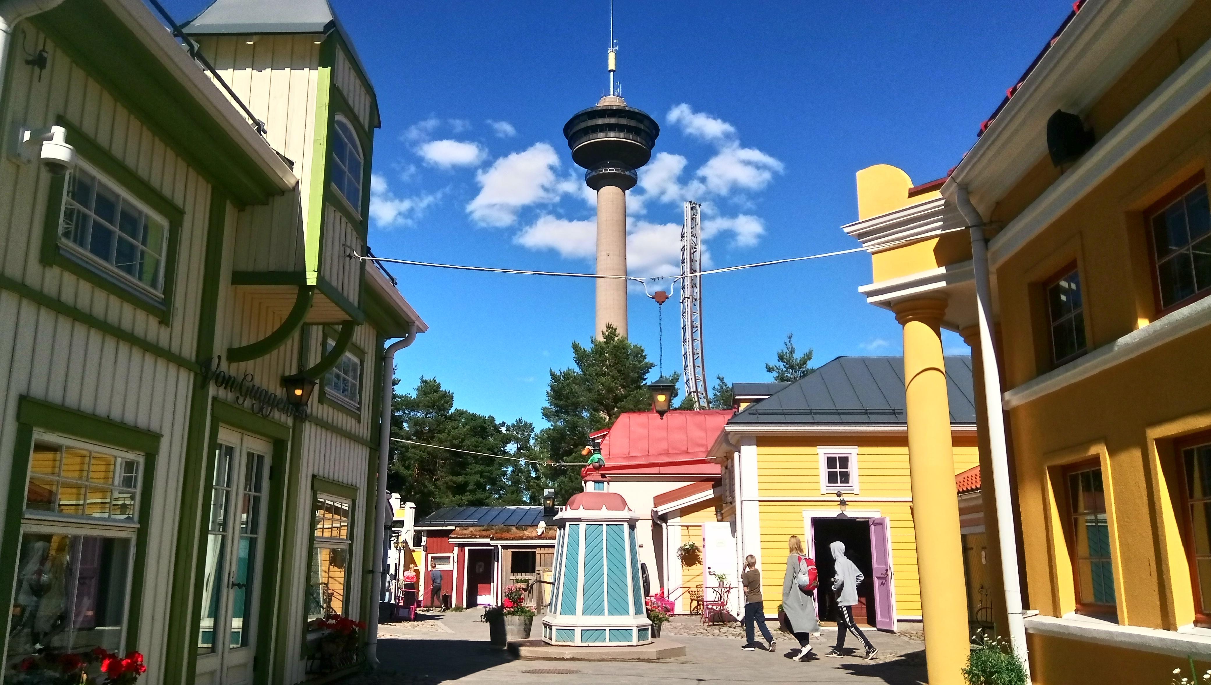 Парк развлечений Сяркянниеми, Койрамяки