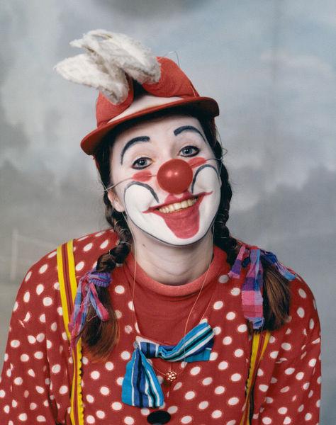 Клоун Riesa-Pelle