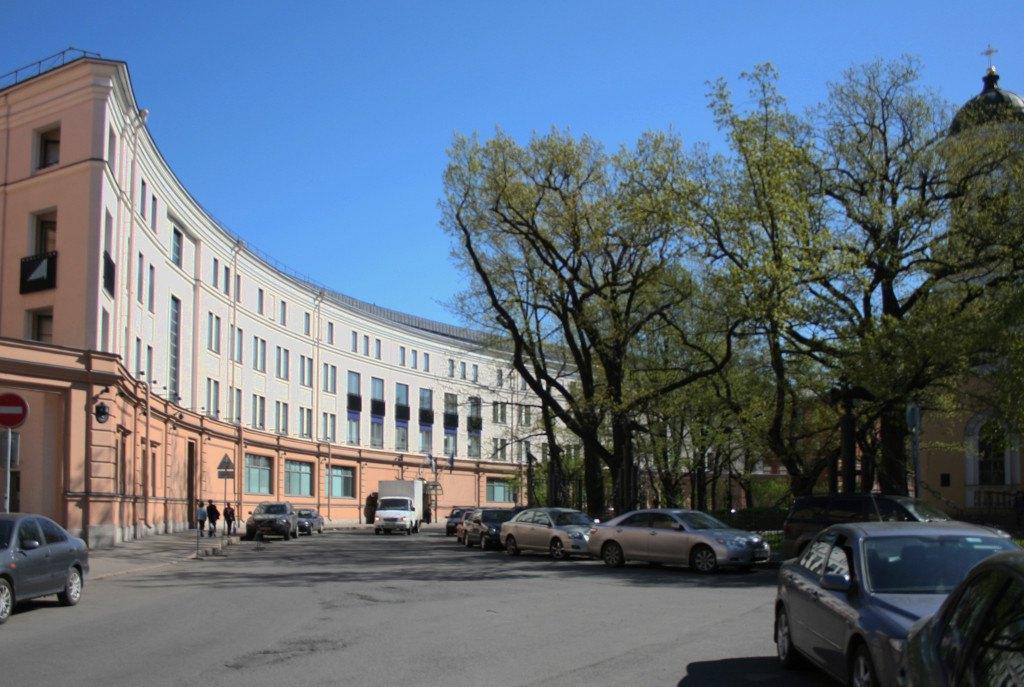 Генеральное консульство Финляндии в Петербурге